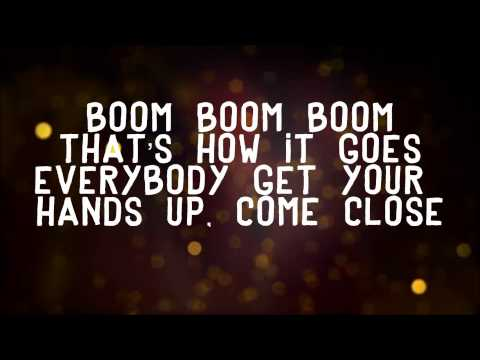 Italobrothers Ft Carlprit-Boom LYRICS [HD]