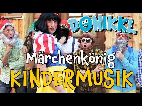 Kindermusik ♫ Kinderlieder ♫ MÄRCHENKÖNIG ♫ DONIKKL