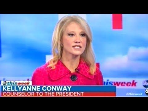 "Kellyanne Conway ""I Said Explicitly I"