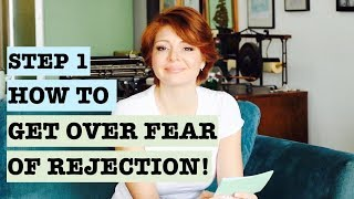 How to Get Over Fear of Rejection (Dating Advice for Shy Guys & Introverts 2021)