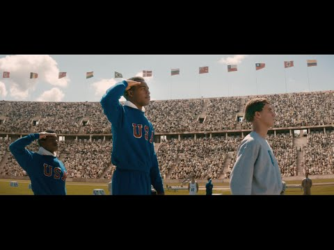 RACE - Official Theatrical Trailer - In Theaters February 19, 2016