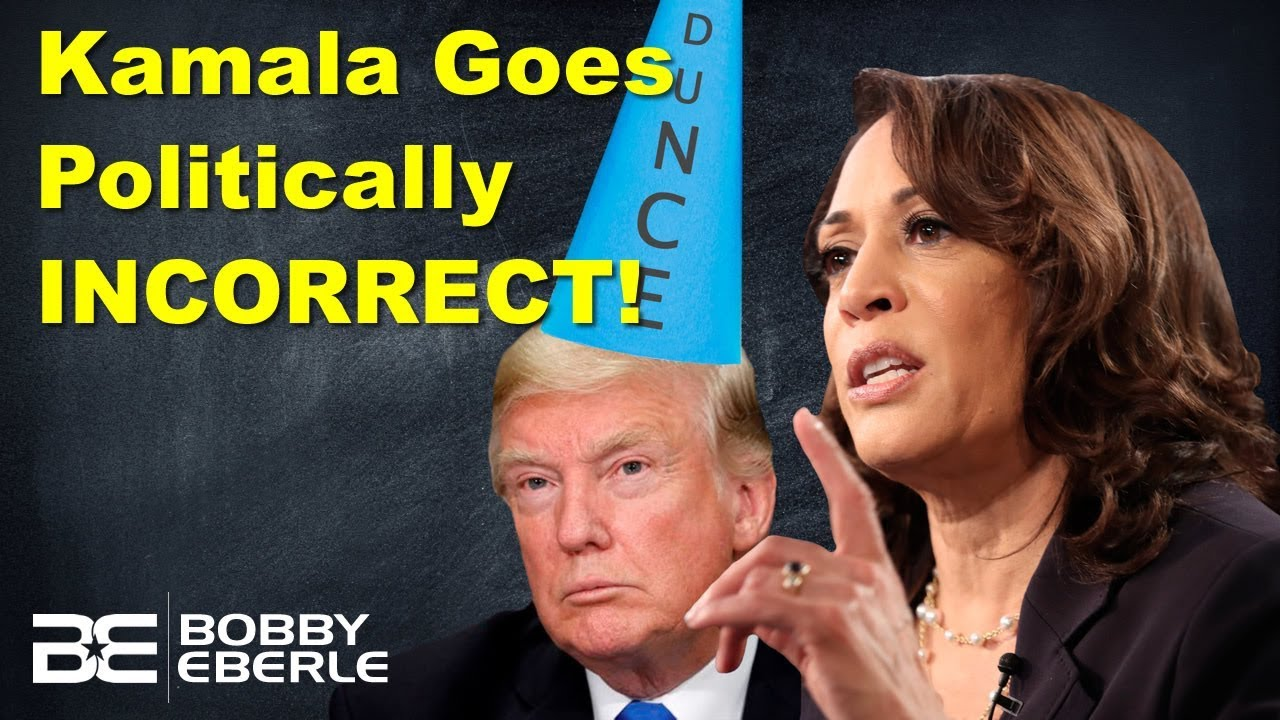 Kamala Harris Goes Politically INCORRECT on Trump! Are there too many jobs in America? | Ep. 106