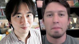 Masashi Kishimoto Confirms Meeting & Watching Sawyer7mage in Interview!! New York Comic Con ナルト- 疾風伝