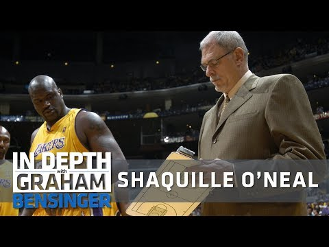 Shaq interview: I never worked hard in practice