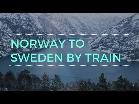 SWEDISH LAPLAND BY TRAIN - NARVIK TO KIRUNA