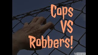 Roblox Jailbreak Cops VS Robbers Part One