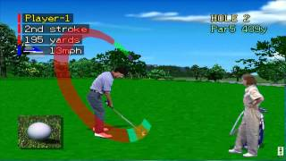 Pebble Beach Golf Links 3DO (4DO) gameplay 1994 HD