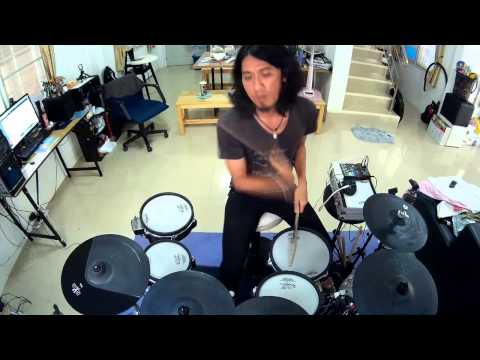 Slash – Anastasia (Electric Drum cover by Neung)