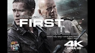 First Kill | TheFizzer Trailer (2017) | Bruce Willis, Hayden Christensen | Thriller Movie | 4K HD