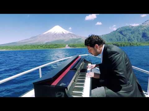 """Mathias Encina """"White Clouds""""/ La Ruta del Piano / Lago Todos los Santos"""