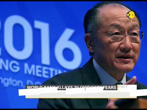 Slowdown in Indian growth a 'temporary' phenomenon, says World Bank President