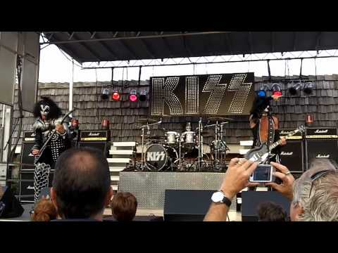 Love Gun - Mr Speed Kiss Tribute - North Tonawanda 6.30.2012