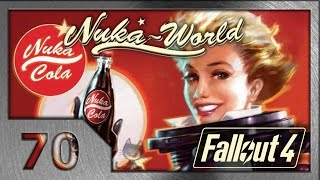 "Fallout 4. Прохождение (70). Станция ""Ядер-Мир"". (#1 Nuka World DLC)"