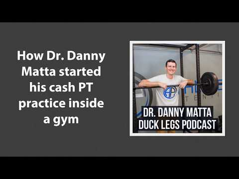 HOW TO START A CASH PHYSICAL THERAPY CLINIC INSIDE OF A CROSSFIT GYM