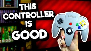 A Defense of the N64 Controller | Nintendrew