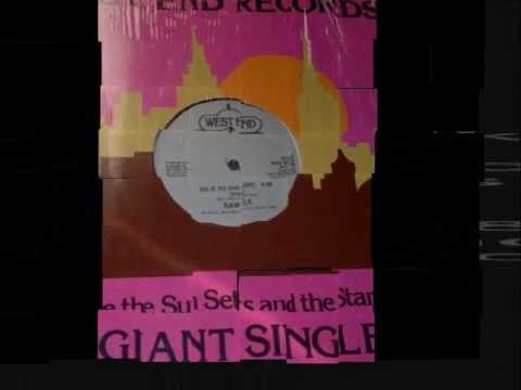 Raw Silk, Do It To The Music Funk Vinyl 1982 Full Version HD