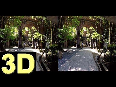 3Dです! 飛び出します! 立体映像でみる京都 南禅寺 3D VR Kyoto nazenji