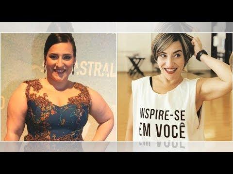 Atriz Simone Gutierrez Revela Que Perdeu Papel Em Filme Por Ter Emagrecido 46 Quilos