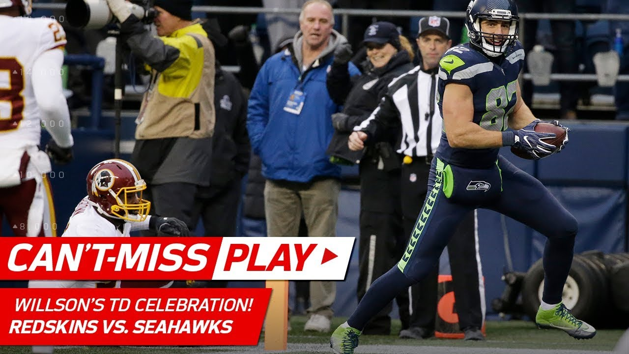 The NFL's best touchdown celebrations of the season - as