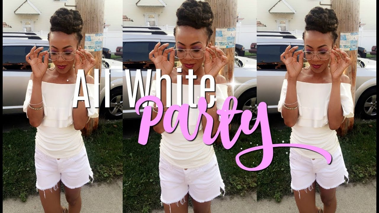 9204d2fd48bc All White Boat Party Attire – Unique Birthday Party Ideas and Themes