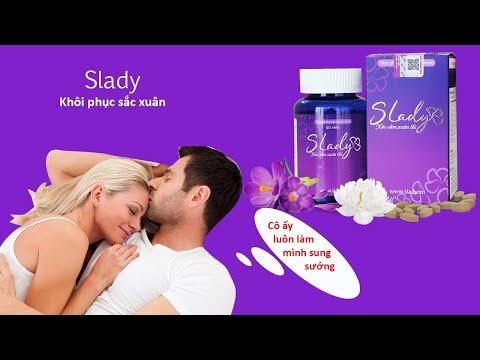 Viên uống cân bằng nội tiết tố nữ Slady là gì? có tốt không?