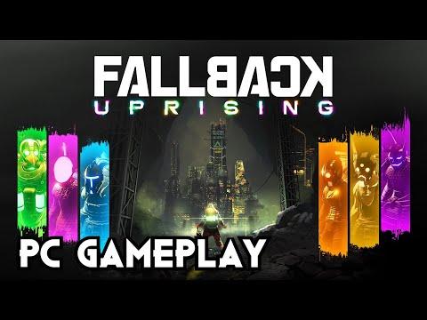 Fallback: Uprising   PC Gameplay  