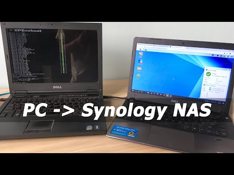 Turn old PC into Synology NAS   NETVN