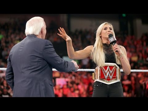 WWE Superstars react to Charlotte's shocking actions on Raw