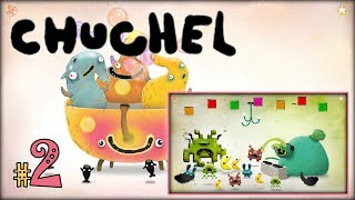 "CHUCHEL #2 - ""Tetris, pająki i galaretka"""