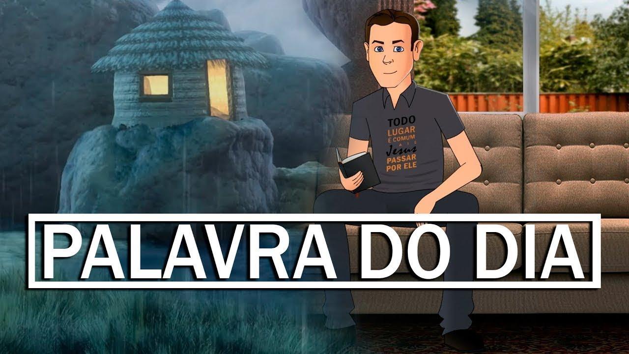 PALAVRA DE DEUS PARA HOJE, DIA 07 DE MAIO | ANIMA GOSPEL