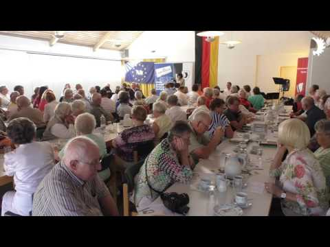 Vizelandrätin Luise Fruhen (CDU): Grußwort zum Tag der Heimat des BdV-Kreisverbandes Viersen 2016
