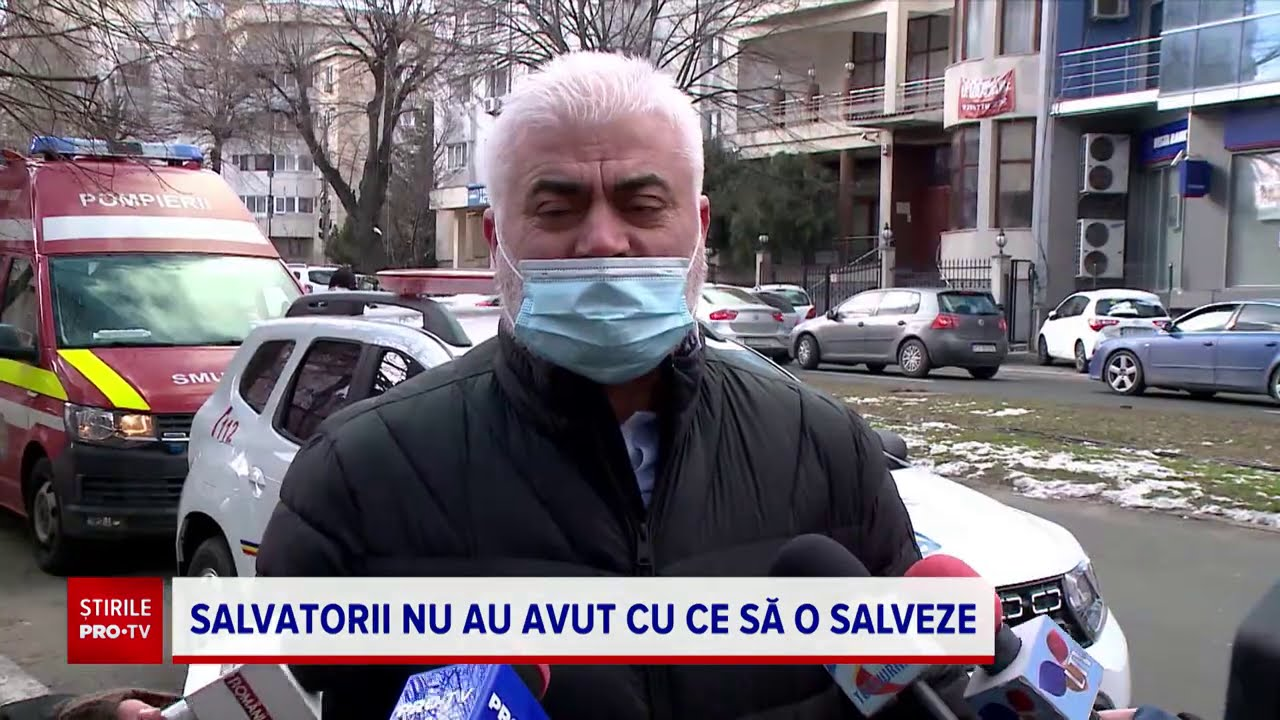 Știrile PRO TV - 16 februarie 2021