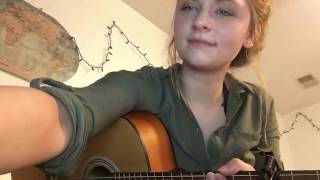 She got the best of me- Luke Combs cover