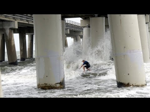 CHESAPEAKE BAY BRIDGE SURF