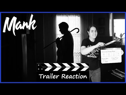 Mank (2020) – Official Trailer Reaction