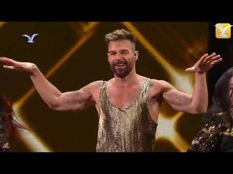 Ricky Martin - Vente pa' ca - Festival de Viña 2020