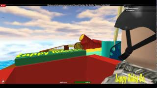 ROBLOX dudley do rights ripsaw falls
