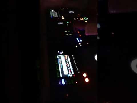 DJ Nashley - Nasifa Hussian Indian Female DJ Live Mixing Pioneer CDJ Player Deck Clubs Lifestyle