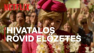 A korona 4. évad   Hivatalos rövid előzetes   Netflix