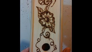 Simple Wood Burning Project