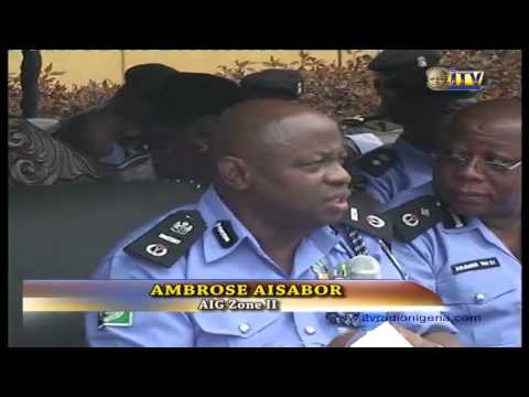 AIG in charge of Zone 11 enjoins Police Officers in Ondo State to be good ambassadors