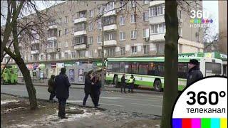 Водитель автобуса, влетевшего в подземный переход на западе Москвы, возможно, не тормозил.