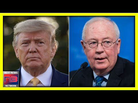BOOM! Donald Trump Can't be Tried In The Senate - Ken Starr Explains