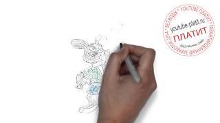 Смотреть онлайн Ну погоди 2014  Как правильно рисовать Ну погоди(Ну погоди. Как правильно нарисовать волка или зайца из мультфильма Ну погоди поэтапно. На самом деле легко..., 2014-09-11T17:35:27.000Z)