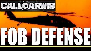 EVACUATION DEFENSE - Call to Arms