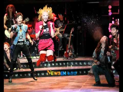 Rock Of Ages Musical 2010