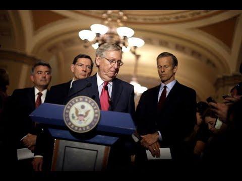 EX GOPer: 'Congress Refuses To Remove Trump Until They Get Tax Cuts'