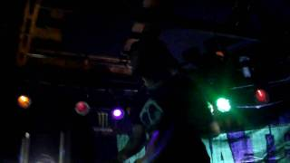 Norma Jean Creating Something Out Of Nothing Only To Destroy It Live 11-25-09