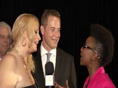 U&I TALK  Feat. Cole HAUSER and April TELEK. VIFF 2016 Red Carpet Special.