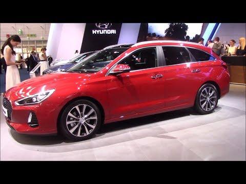 2018 Hyundai i30 wagon | Interior and Exteriors | Frankfurt Autoshow 2017